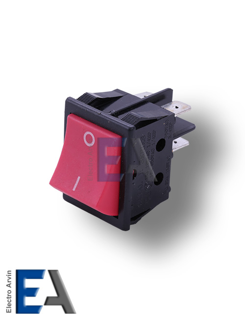 کلید راکر 30 آمپر صنعتی