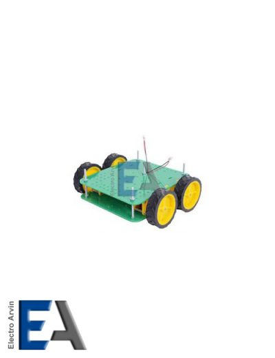 شاسی ربات قدرتی 1