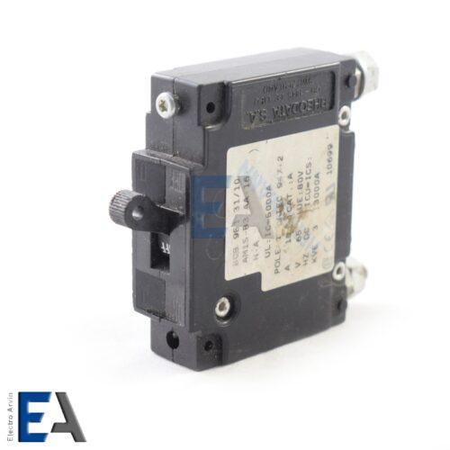 قطع کننده مدار Circuit Breaker 10A - محافظ-مدار-10-آمپر-سیرکویت