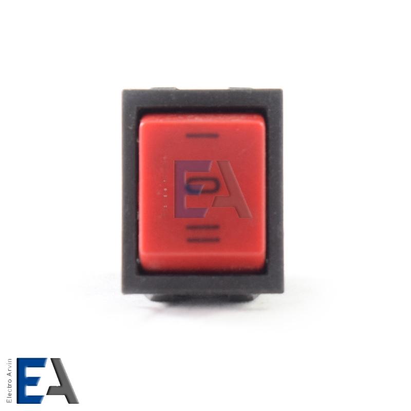 کلید راکر سه حالته پهن وسط خاموش - کلید-راکر-وسط-خاموش-قرمز
