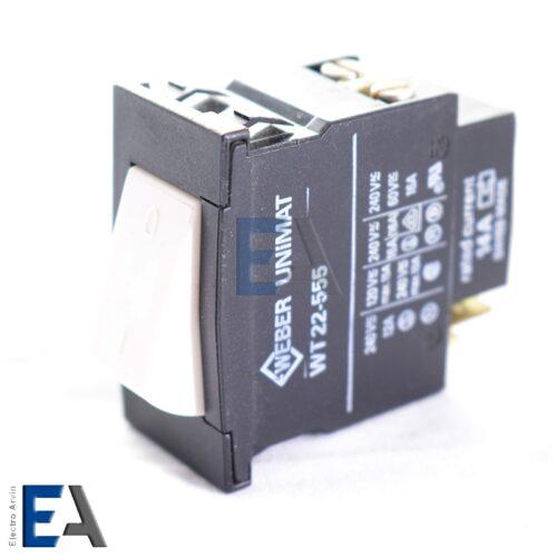 قطع کننده مدار Circuit Breaker 16A محافظ-مدار-سیرکوییت-بریکر