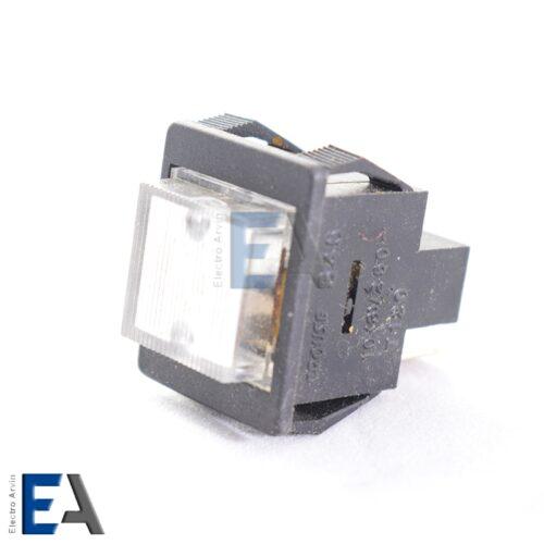 شستی فشاری کروز سفید کلید-فشاری-مربع-شیشه-ای