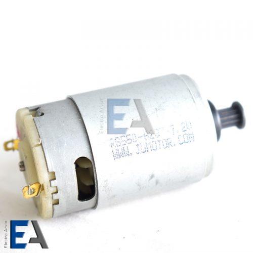 موتور-آرمیچر-مابوچی-12-ولت-پشت-پلاستیکی-شفت