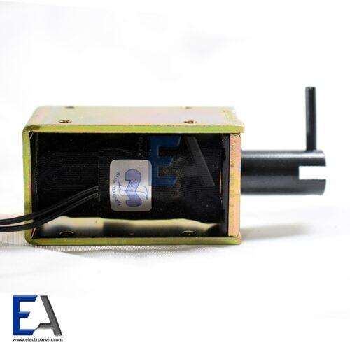 سلونوئید 12 ولت SMO-1253 سلونوئید-قوی-12-ولت-هسته-فریت-قیمت-سلونوئید-قفل-شو