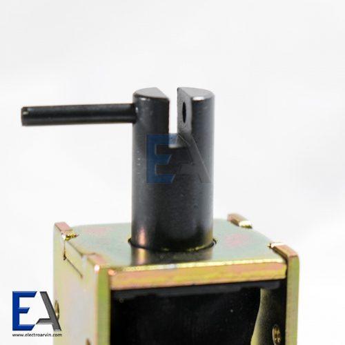 سلونوئید-قوی-12-ولت-هسته-فریت-قیمت-سلونوئید-قفل-شو