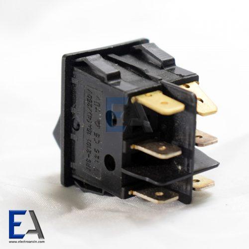 کلید-راکر-6-کنتاکت-220-ولت